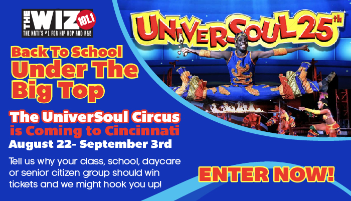 Back To School Under The Big Top