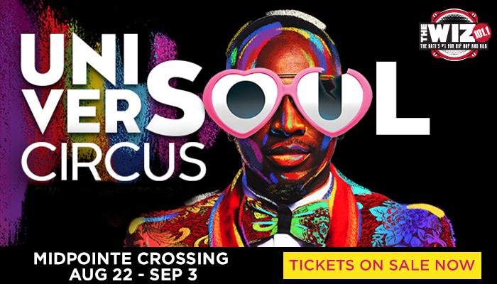 UniverSoul Circus Cincinnati