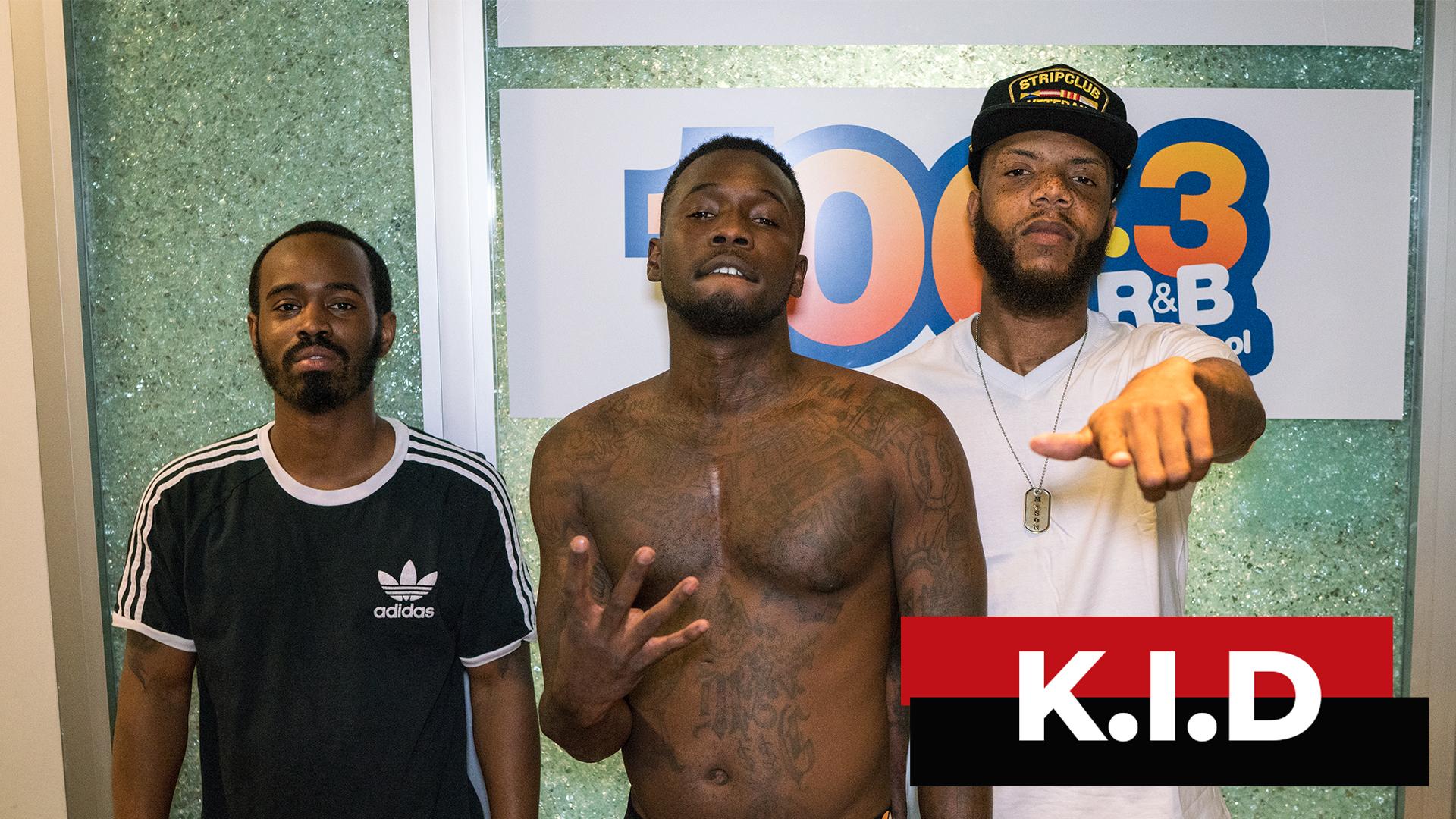 Freestyle Friday, K.I.D, The WIZ