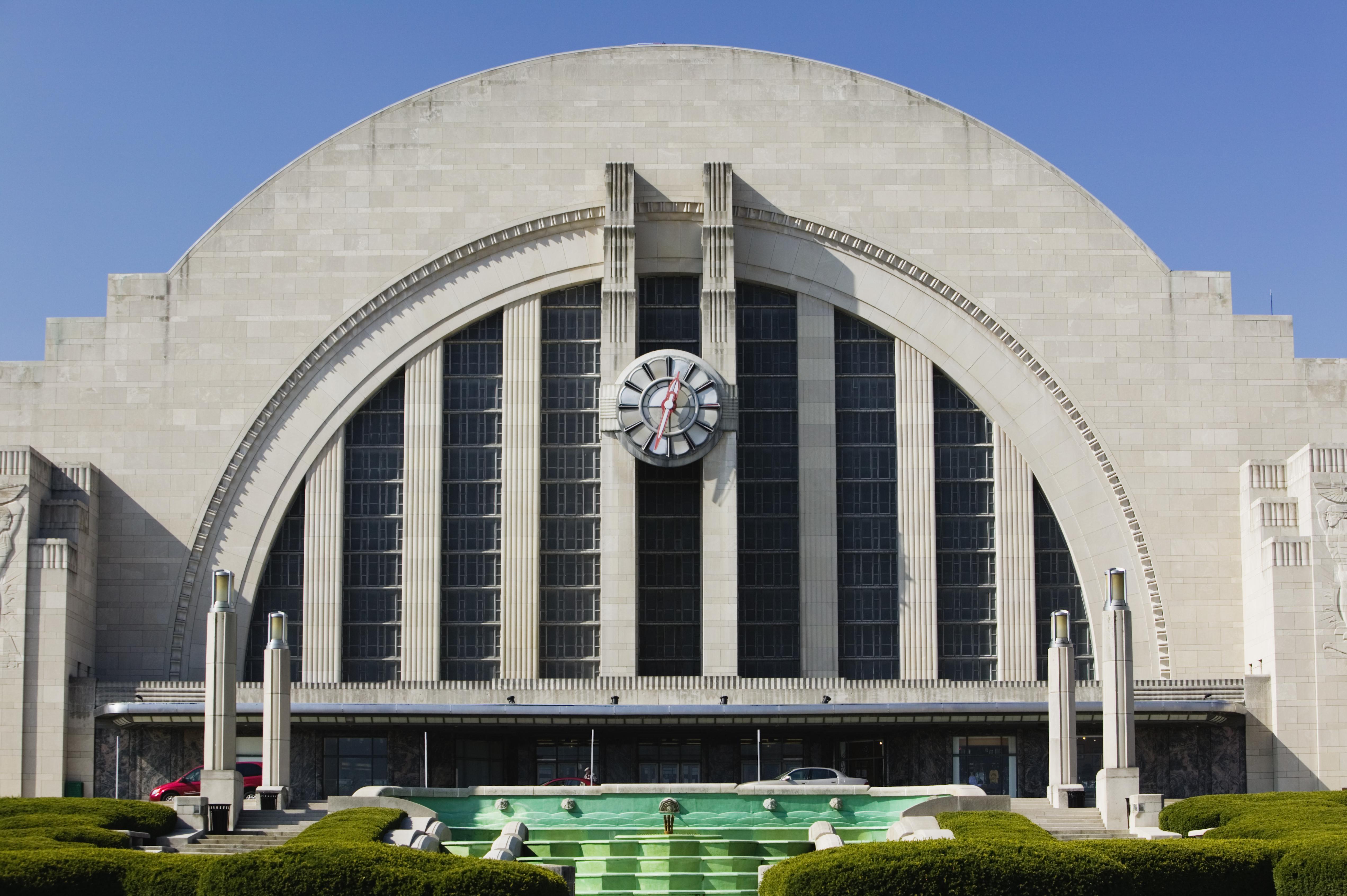 Cincinnati Museum Center at Union Terminal (b.1933)