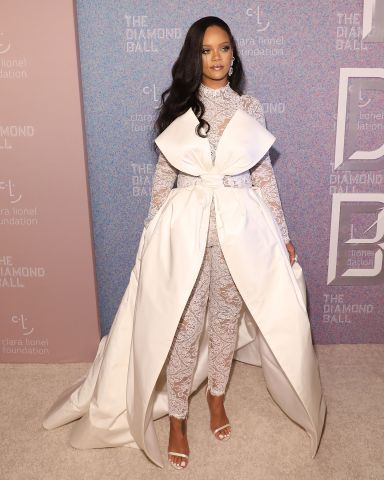 Rihanna's 4th Annual Diamond Ball