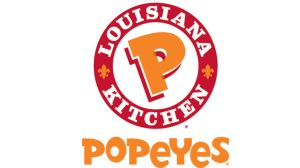 Popeyes in the Circle City Classic Parade