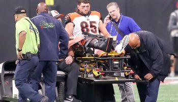 NFL: SEP 30 Bengals at Falcons
