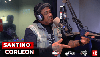 Santino Corleon Freestyle Friday