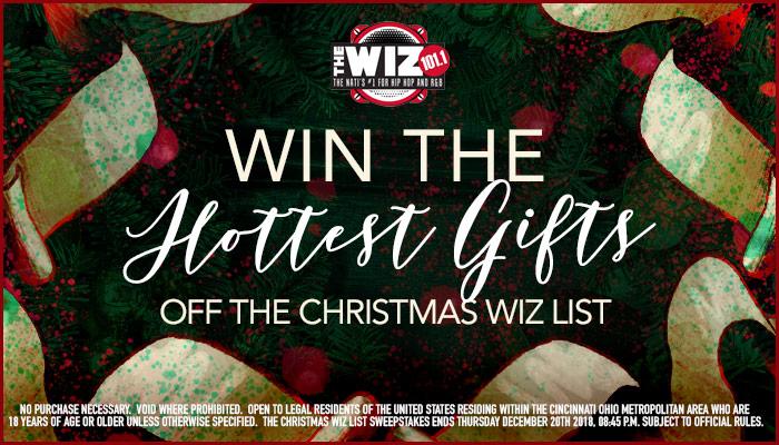 WIZ Christmas List