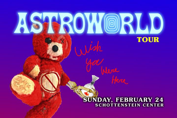 Travis Scott Astroworld Tour Columbus