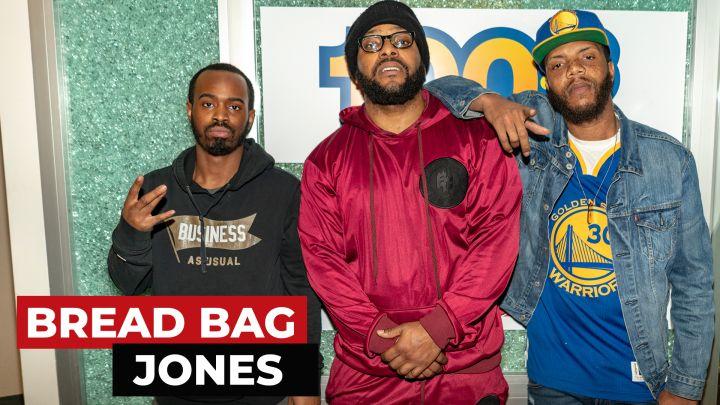 Freestyle Friday Bread Bag Jones