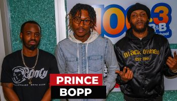 Freestyle Friday with DJ J.Dough Feat. @Prince_Bopp