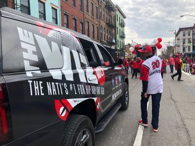 Reds Opening Day Parade 2019 with 101 1 The Wiz | Magic 95 5 FM
