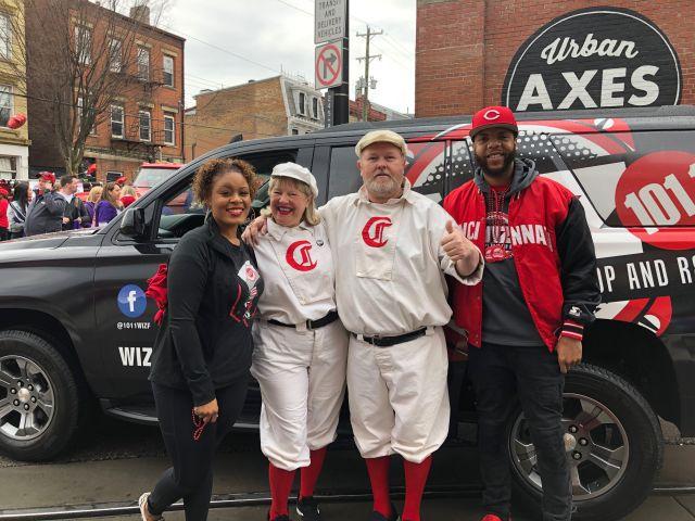 Cincinnati Red's Opening Day 2019