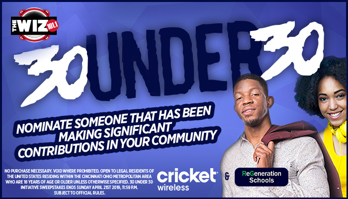 30 Under 30 Cincinnati 2019 Updated