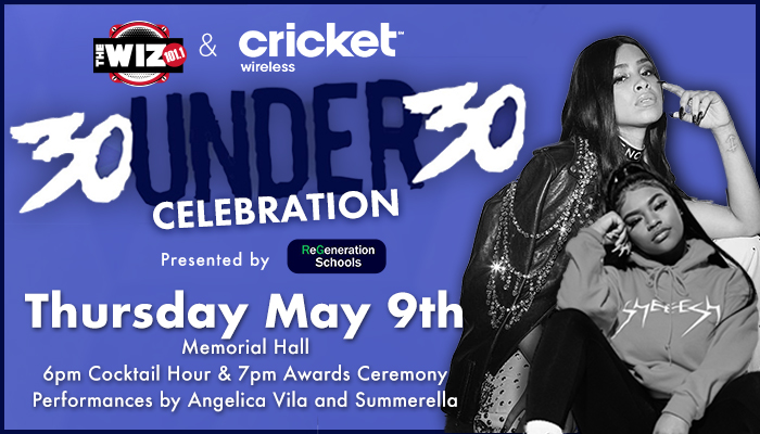 30 Under 30 Awards Ceremony Cincinnati