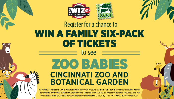 Win Tickets for Your Family to go to Zoo Babies at the