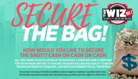 Secure the Bag Spring 2019
