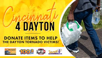 Cincinnati 4 Dayton Tornado Relief