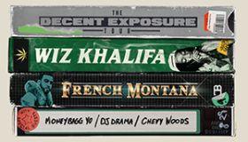 Wiz Khalifa Decent Exposure Tour *updated graphic 7/16*