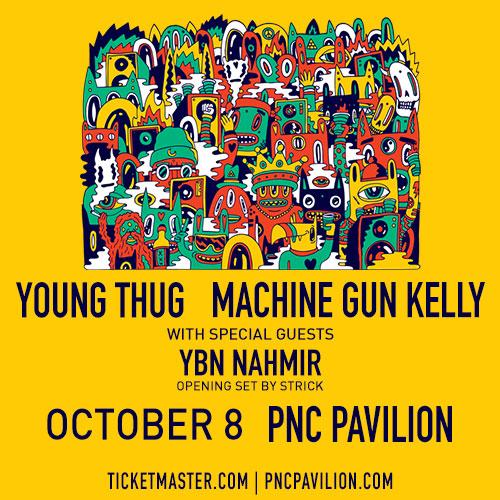 Young Thug & Machine Gun Kelly Cincinnati