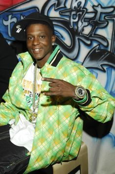 Fantasia and Lil' Boosie Visit MTV's 'Sucker Free' - January 23, 2007
