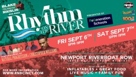 Rhythm on the River 2019