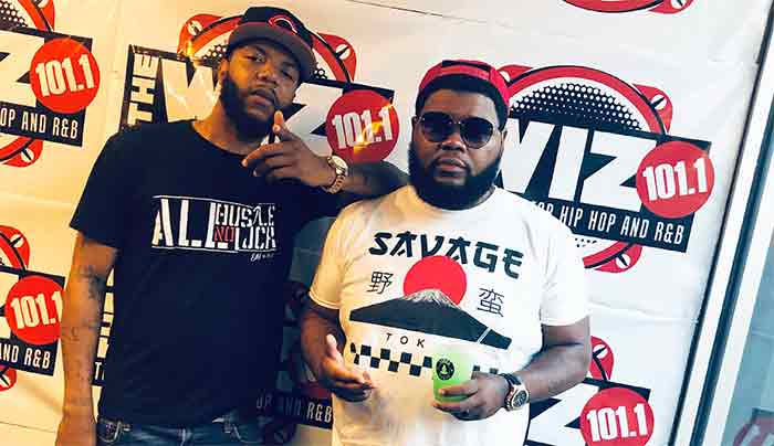 Freestyle Fridays with DJ J. Dough ft Dear Earl