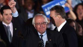 TOPSHOT-US-VOTE-DEMOCRAT-SANDERS