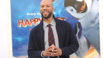 Premiere Of Warner Bros. Pictures' 'Happy Feet Two' - Arrivals