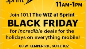 Sprint to Black Friday Deals November 29th!