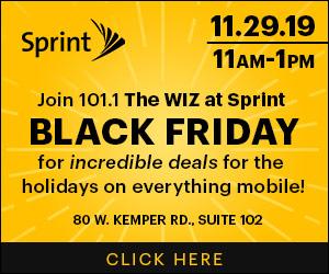 Sprint to Black Friday Deals November 29th!