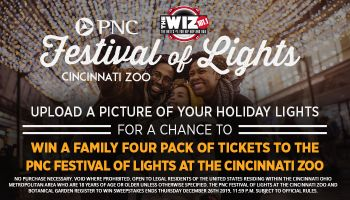 PNC Festival of Lights at the Cincinnati Zoo
