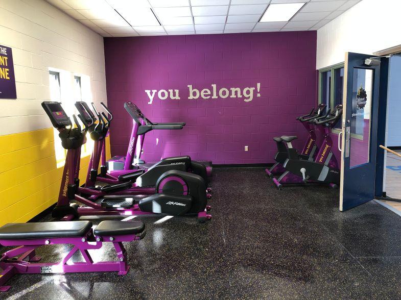Planet Fitness Boys & Girls Club Cincinnati
