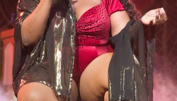 Lizzo Performs at Brixton Academy, London