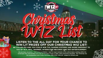 The WIZ Christmas List