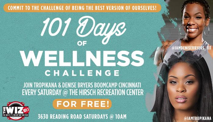 101 Days of Wellness with Tropikana