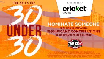 Local: 30 Under 30 - Sponsorships_RD Cincinnati_February 2020