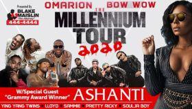 The Millennium Tour 2020