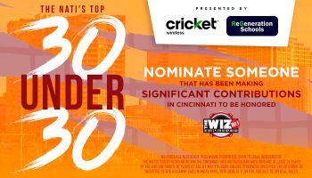 30 Under 30 Sponsorship Featured