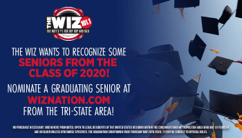 Nominate a 2020 graduate graphics Cincinnati