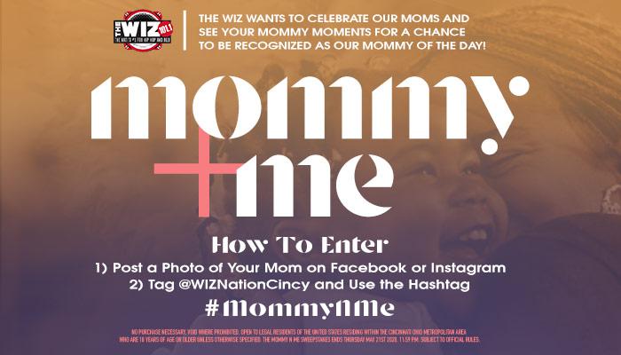 Mommy and Me Contest Cincinnati