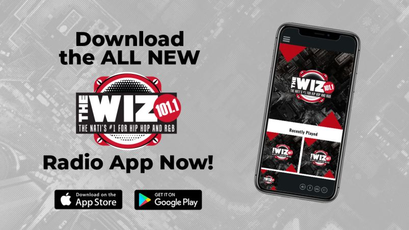 WIZF app graphics updated 7/2020