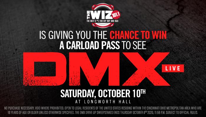 DMX Drive In Concert_RD Cincinnati_October 2020