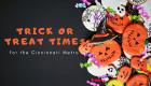 Trick or Treat Graphic for Cincinnati