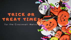 Trick or Treat Graphic for Cincinnati
